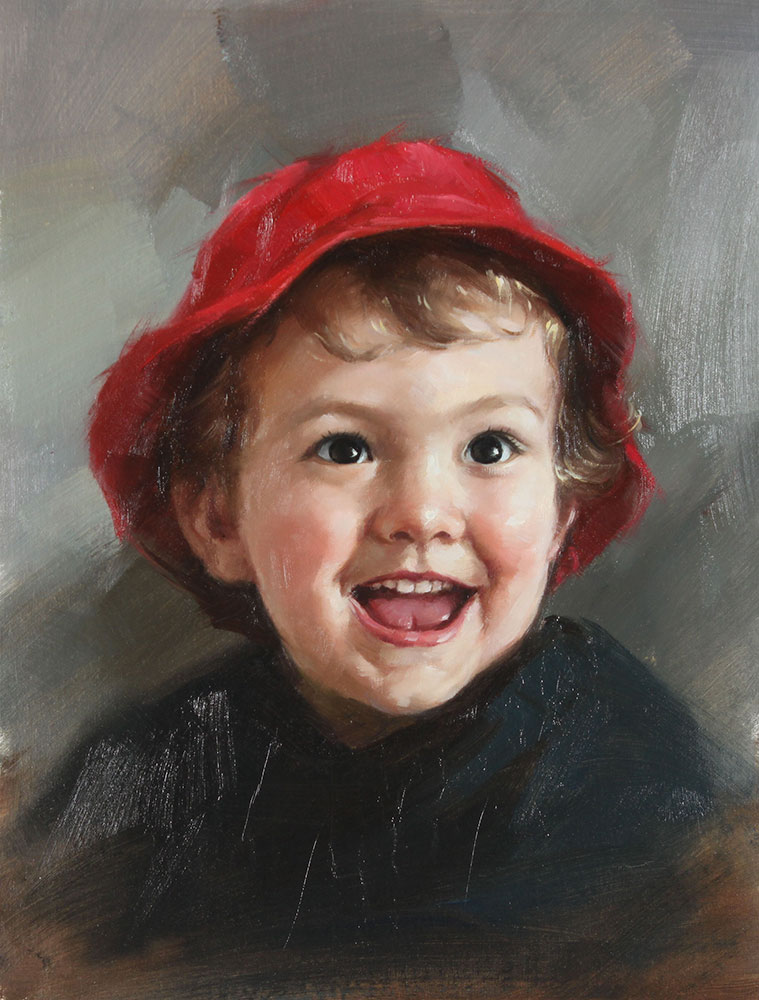 children portrait gallery